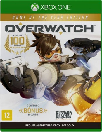 Xbox One - Overwatch Game Of The Year Edition
