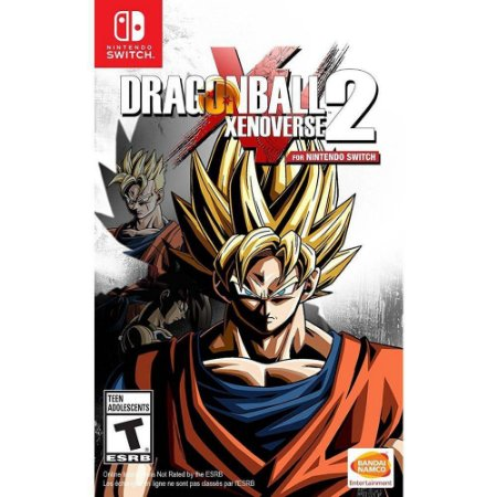 Switch - Dragon Ball Xenoverse 2