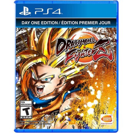 PS4 - Dragon Ball FighterZ