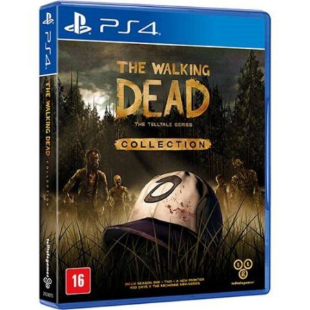PS4 - The Walking Dead - Collection