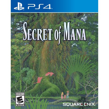 PS4 - Secret Of Mana