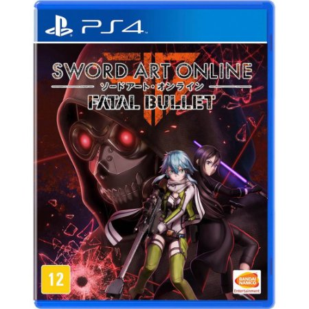 PS4 - Sword Art Online - Fatal Bullet