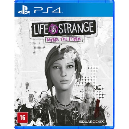 PS4 - Life Is Strange - Before The Storm
