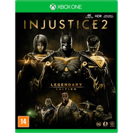 Xbox One - Injustice 2 - Legendary Edition