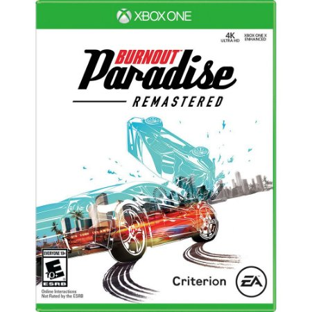 Xbox One - Burnout Paradise - Remastered