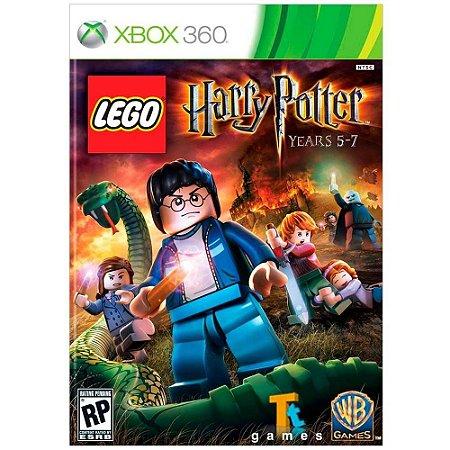 Xbox360 - LEGO Harry Potter Anos 5-7