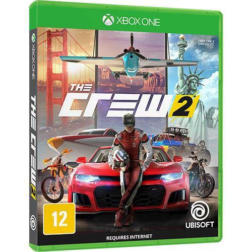 XboxOne - The Crew 2