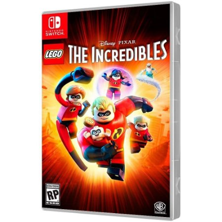Switch - LEGO Os Incríveis