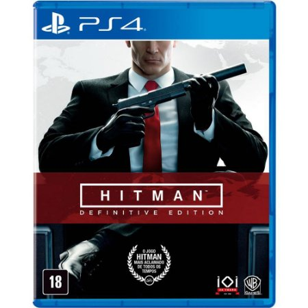 PS4 - Hitman Definitive Edition