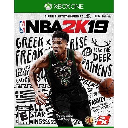XboxOne - NBA 2K19