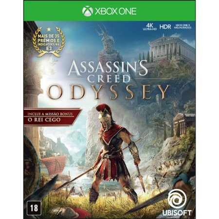 XboxOne - Assassins Creed Odyssey
