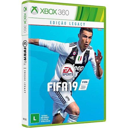 Xbox360 - FIFA 19