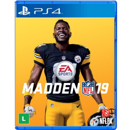 PS4 - Madden NFL 19
