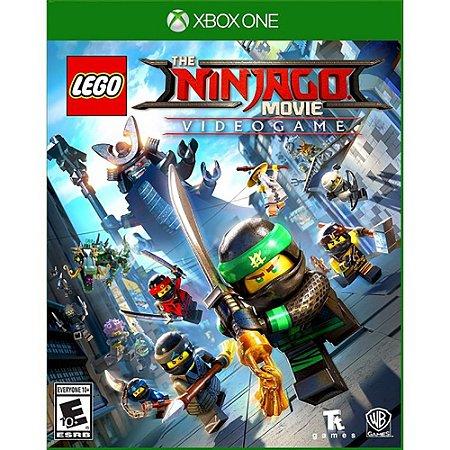XboxOne - LEGO Ninjago: O Filme