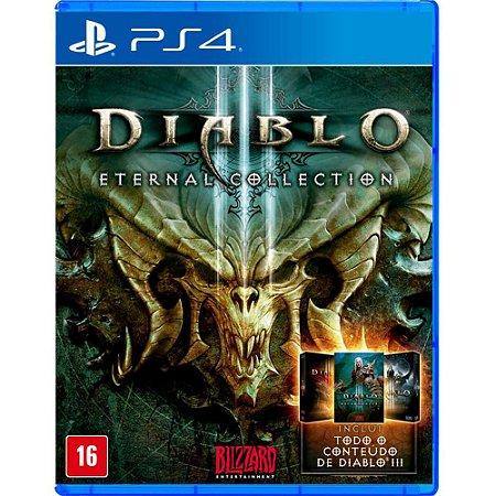 PS4 - Diablo III Eternal Collection