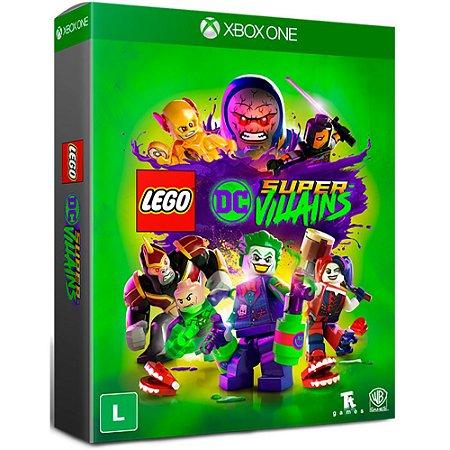 XboxOne - Lego Dc Super Villains - Edição Especial