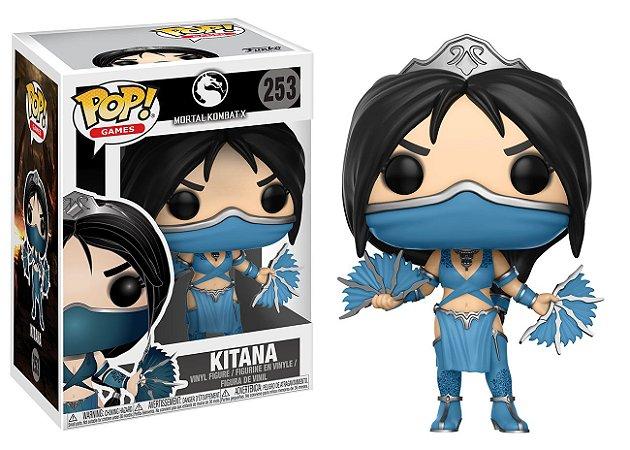 Funko Pop! Games: Mortal Kombat X - Kitana