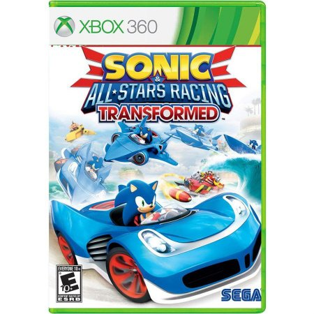Xbox360 - Sonic & All Stars Racing Transformed