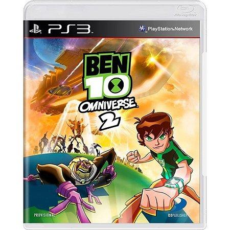 PS3 - Ben 10: Omniverse 2