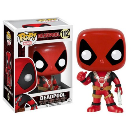 Funko Pop! Marvel: Deadpool (Thumb Up)