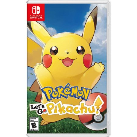 Switch - Pokémon Let's Go Pikachu!