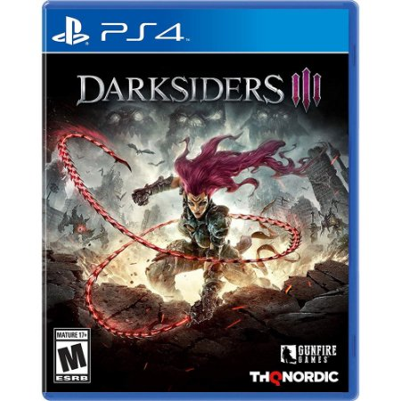 PS4 - Darksiders III