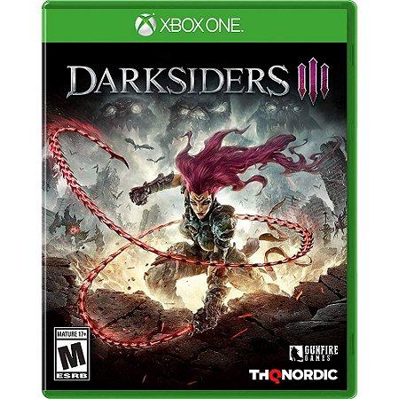 XboxOne - Darksiders III