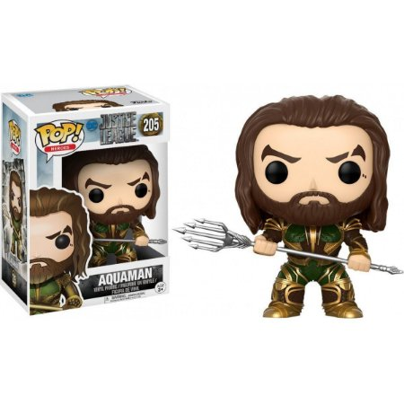 Funko Pop! Heroes: Justice League - Aquaman