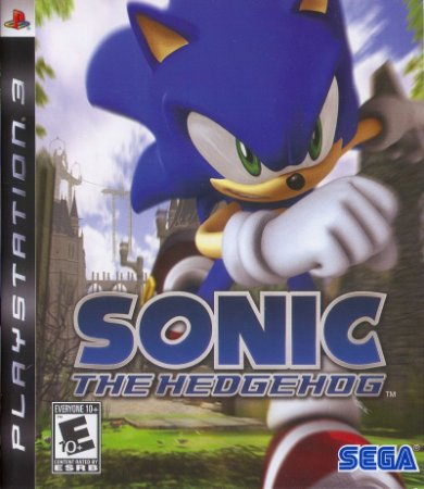 PS3 - Sonic The Hedgehog