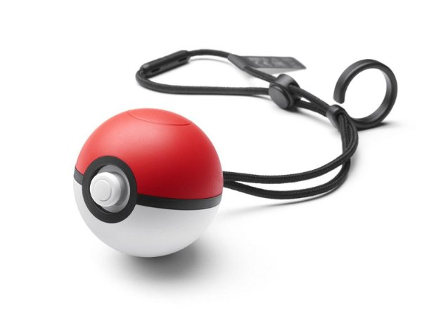 Switch - Poké Ball Plus