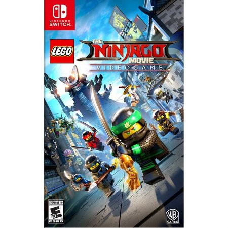 Switch - LEGO Ninjago: O Filme