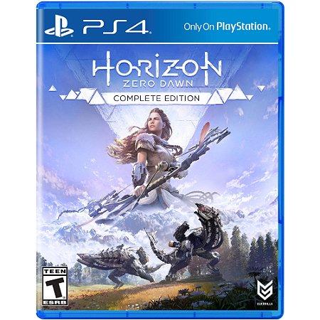 PS4 - Horizon Zero Dawn - Complete Edition