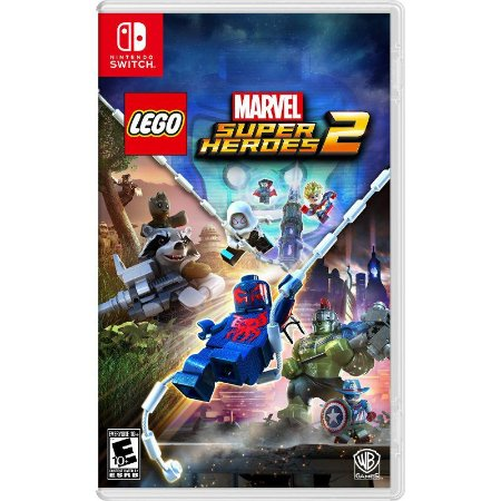 Switch - Lego Marvel Super Heroes 2