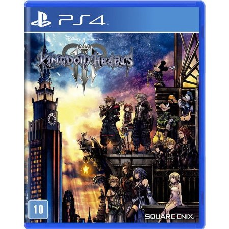 PS4 - Kingdom Hearts III