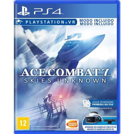 PS4 - Ace Combat 7: Skies Unknow