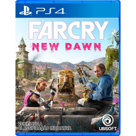 PS4 - Far Cry New Dawn