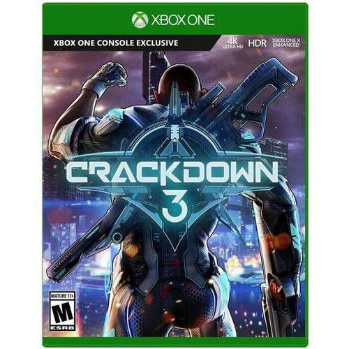 XboxOne - Crackdown 3