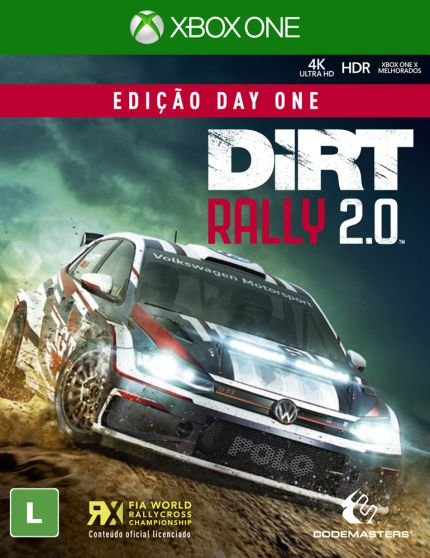XboxOne - Dirt Rally 2.0