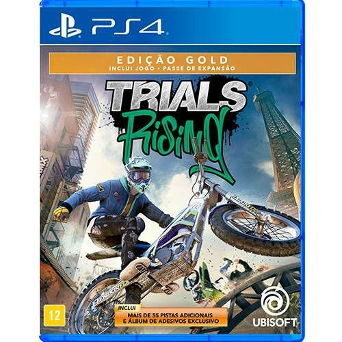 PS4 - Trials Rising