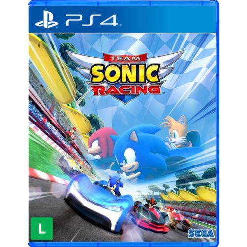 PS4 - Sonic Team Racing