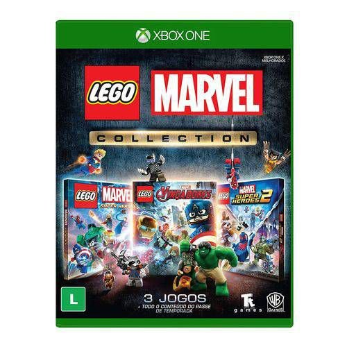 XboxOne - Lego Marvel Collection