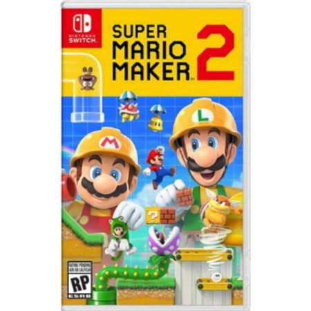 Switch - Super Mario Maker 2