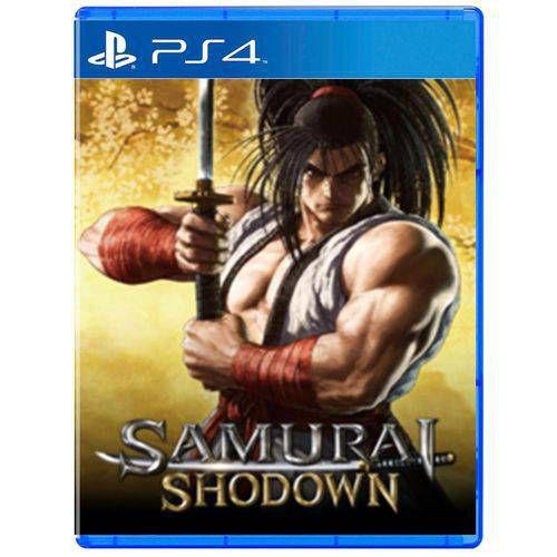 PS4 - Samurai Shodown