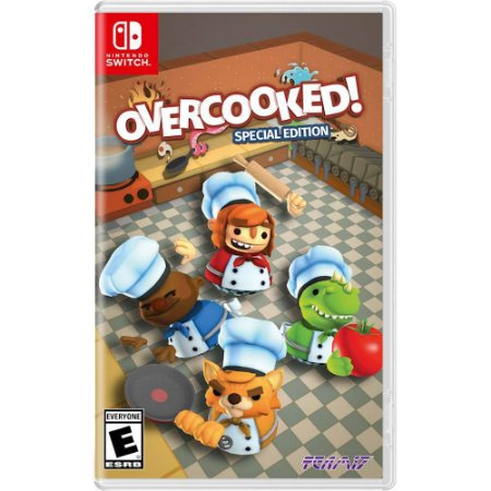 Switch - Overcooked! Special Edition