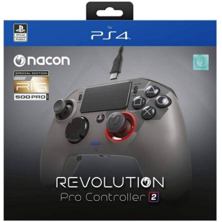 PS4 - Pro Controller Revolution 2 Nacon RIG Edition