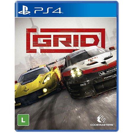 PS4 - Grid
