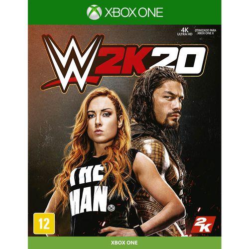 XboxOne - WWE 2K20