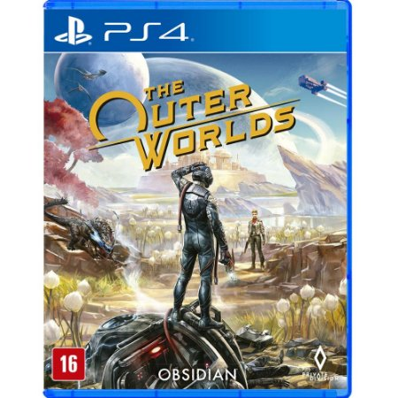 PS4 -The Outer Worlds