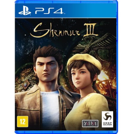 PS4 - Shenmue III
