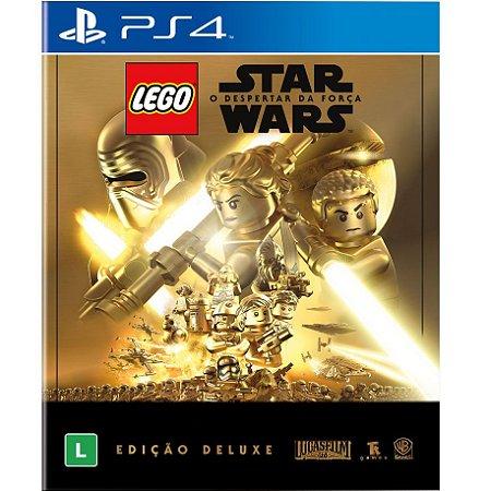 PS4 - LEGO Star Wars Despertar da Força - Edição Deluxe